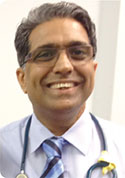 Cairns Private Hospital specialist Mohan Swaminathan