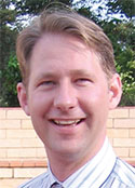 Cairns Private Hospital specialist Nathan Brunott