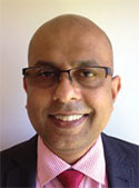 Cairns Private Hospital specialist Shirantha Adikari